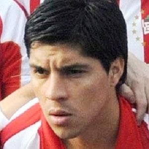 Soccer Player Enzo Perez - age: 31