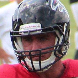 Football player Bear Pascoe - age: 31