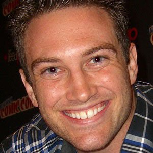 Voice Actor Bryce Papenbrook - age: 31