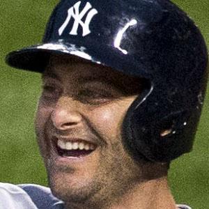 baseball player Francisco Cervelli - age: 34