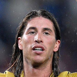 Soccer Player Sergio Ramos - age: 35