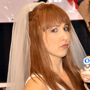 web video star Hannah Hindi - age: 34