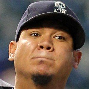 baseball player Felix Hernandez - age: 35