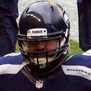 Football player Max Unger - age: 34
