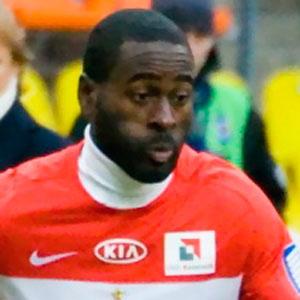 Soccer Player Quincy Owusu-Abeyie - age: 31