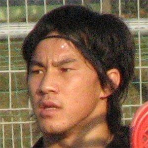 Soccer Player Shinji Okazaki - age: 34
