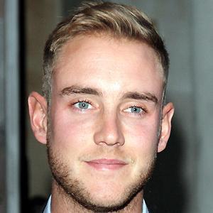 Cricket Player Stuart Broad - age: 31