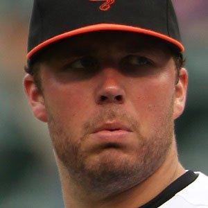 baseball player Tommy Hunter - age: 30