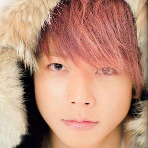Pop Singer Takahisa Masuda - age: 30