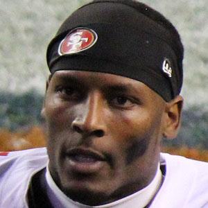 Football player Stevie Johnson - age: 35