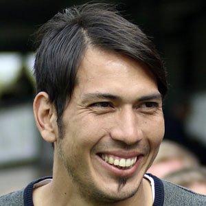 Soccer Player Leonardo Ulloa - age: 34