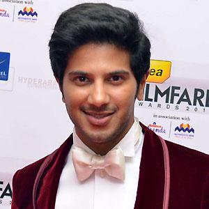 TV Actor Dulquer Salmaan - age: 34