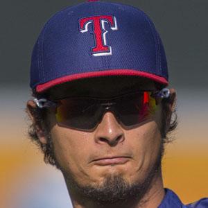 baseball player Yu Darvish - age: 34