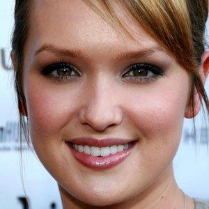 TV Actress Kaylee Defer - age: 34