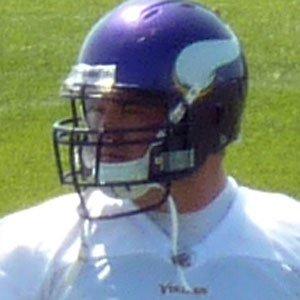 Football player Jon Cooper - age: 34