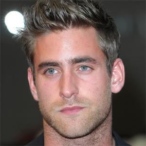 TV Actor Oliver Jackson Cohen - age: 34