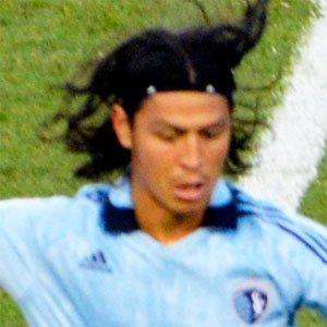Soccer Player Roger Espinoza - age: 30