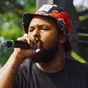 Rapper Schoolboy Q - age: 34