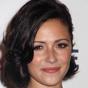 TV Actress Italia Ricci - age: 30