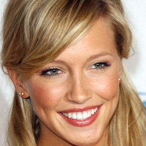 Movie actress Katie Cassidy - age: 34