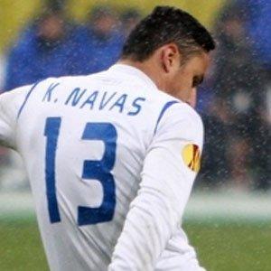 Soccer Player Keylor Navas - age: 34
