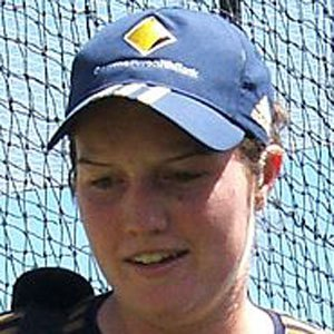 Cricket Player Rene Farrell - age: 34