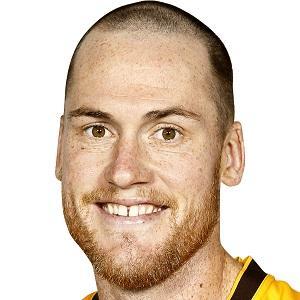 Australian Rules Footballer Jarryd Roughead - age: 33