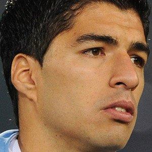Soccer Player Luis Suarez - age: 30