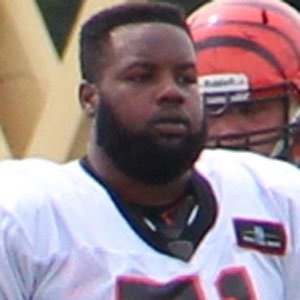 Football player Andre Smith - age: 33