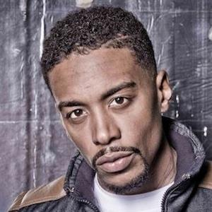 Rapper Billy Bang - age: 33