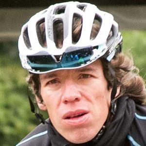 Cyclist Rigoberto Uran - age: 33