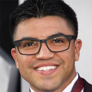 Boxer Victor Ortiz - age: 33