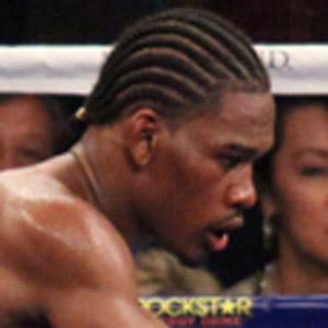Boxer Daniel Jacobs - age: 34