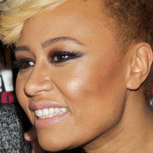 R&B Singer Emeli Sande - age: 34