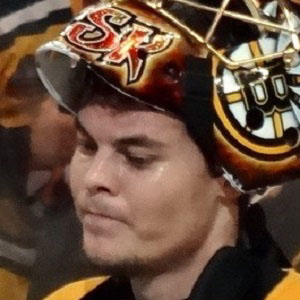 Hockey player Tuukka Rask - age: 33