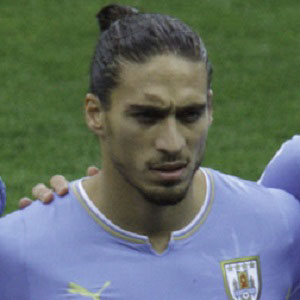 Soccer Player Martin Caceres - age: 33