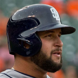 baseball player Yonder Alonso - age: 33