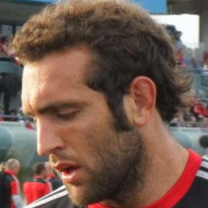 Rugby Player Adam Whitelock - age: 33