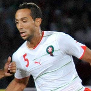 Soccer Player Mehdi Benatia - age: 33