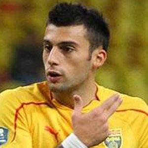 Soccer Player Ivan Trickovski - age: 33
