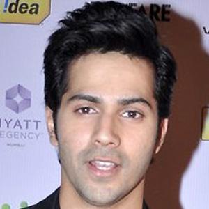 Movie Actor Varun Dhawan - age: 33