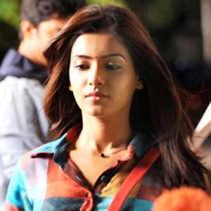Movie actress Samantha Ruth Prabhu - age: 33