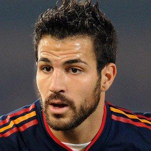 Cesc Fabregas - age: 33