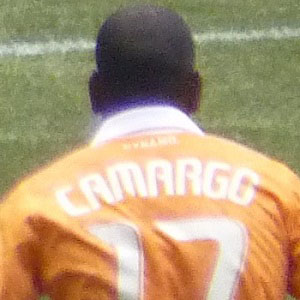Soccer Player Luiz Camargo - age: 34