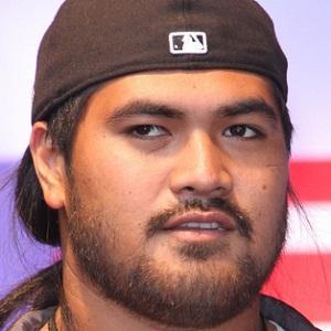 Football player Mike Iupati - age: 33
