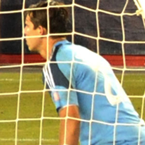 Soccer Player Bobby Shuttleworth - age: 34