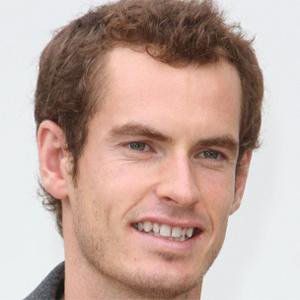 Male Tennis Player Andy Murray - age: 33