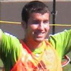 Soccer Player Nathan Sturgis - age: 29