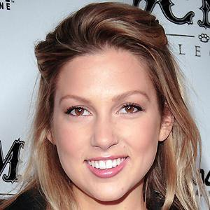 TV Actress Miriam McDonald - age: 33