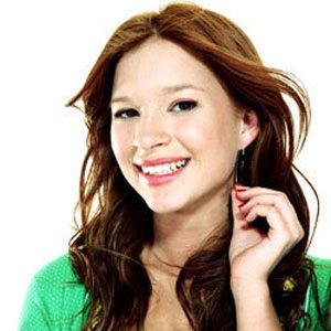 TV Actress Stacey Farber - age: 29